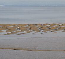Sand bank by MagsArt