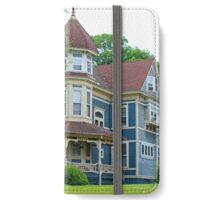 Old West End Blue 9 iPhone Wallet/Case/Skin