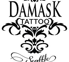 Damask Tattoo Seattle by damasktattoo