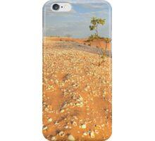 broome sand dune tree iPhone Case/Skin