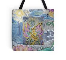 Astral Angel • August 2004 Tote Bag