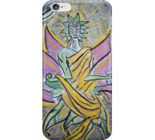 Astral Angel • August 2004 iPhone Case/Skin