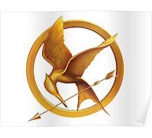 Hunger Games - Mockingbird Poster