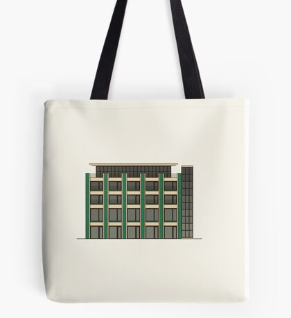 Public building Tote Bag