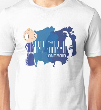 Not Programmed for Humor Unisex T-Shirt