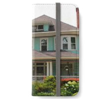 Old West End Blue 13 iPhone Wallet/Case/Skin