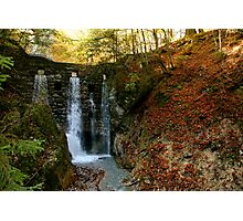 Schwaz Waterfalls! Photographic Print