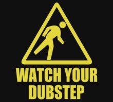Dubstep Hardstyle Kids Tee