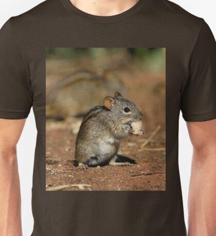 Striped Grass Mouse (Rhabdomys pumilio) Unisex T-Shirt