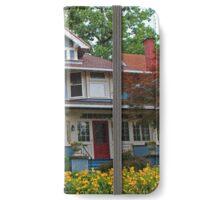 Old West End Blue 14 iPhone Wallet/Case/Skin