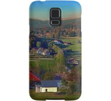 Beautiful autumn scenery | landscape photography Samsung Galaxy Case/Skin