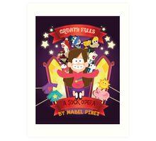 Mabel's Poster Art Print