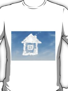 House of clouds 4 T-Shirt