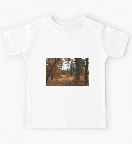 Cleveland National Forest, Mount Laguna, California Kids Tee