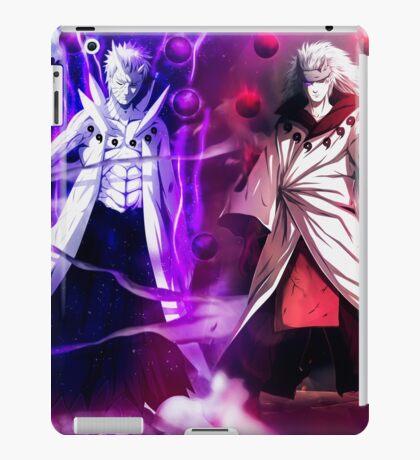 Naruto gods  iPad Case/Skin