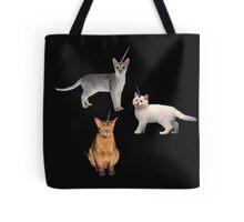Uni-Kitties Tote Bag