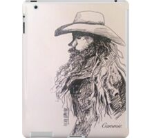Chris Stapelton iPad Case/Skin