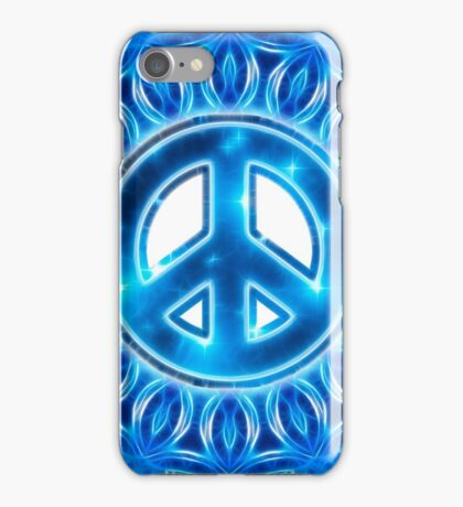 Space Peace, Star, Universe, Galaxy, Planet,  iPhone Case/Skin