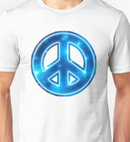Space Peace, Star, Universe, Galaxy, Planet,  Unisex T-Shirt