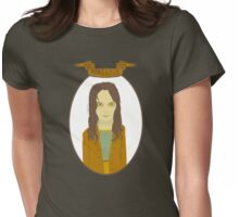 Morgeous Amy Womens Fitted T-Shirt