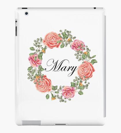 Mary v2 iPad Case/Skin