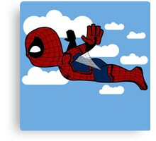 Spidey Homecoming Canvas Print
