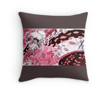 Corazon Throw Pillow