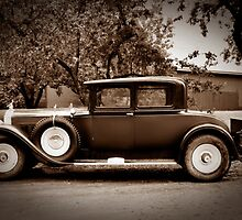 1929 Packard Coupe by PhotosByHealy
