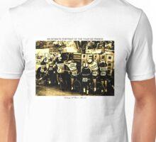 TOUR DE FRANCE; Vintage Taking A Water Break Unisex T-Shirt