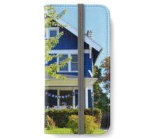 Old West End Blue 23 iPhone Wallet/Case/Skin