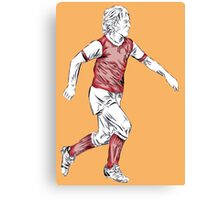 George Armstrong Canvas Print