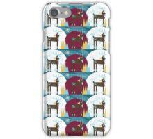 Winter Friends - Reindeer iPhone Case/Skin