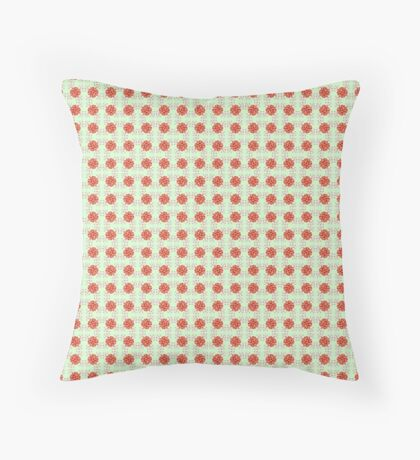 Bouquet Small Throw Pillow