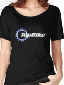 TopBike Women's Relaxed Fit T-Shirt