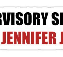 supervisory special agent jj Sticker