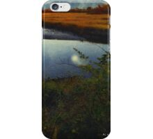 Mirrored Moon iPhone Case/Skin