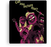 Can You Picture That?  Canvas Print