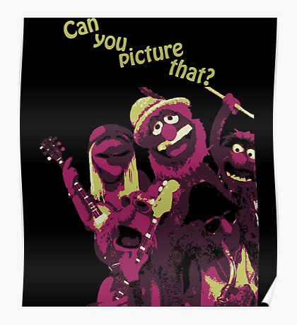 Can You Picture That?  Poster