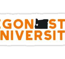 Oregon State University - Style 19 Sticker
