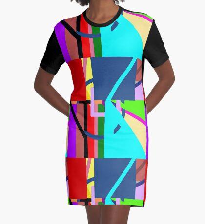 Circus Lab Graphic T-Shirt Dress