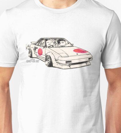 Crazy Car Art 0161 Unisex T-Shirt