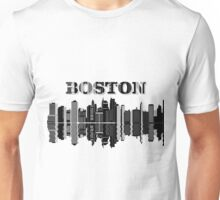 Boston City Line Unisex T-Shirt