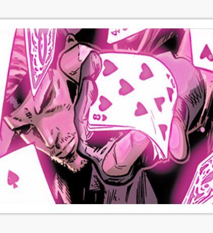 Gambit  Sticker