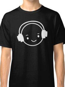 Happy Face Dj Classic T-Shirt