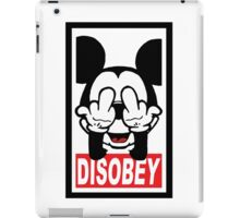 DISOBEY iPad Case/Skin