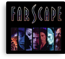 Farscape Canvas Print