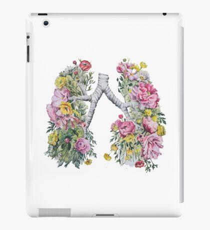 Flower Lungs iPad Case/Skin