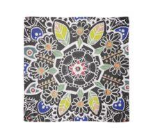 fleur indienne Foulard