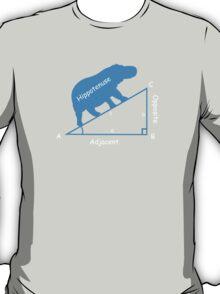 Hippotenuse Math T-Shirt
