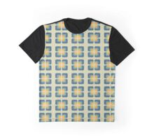 1960s Pattern Geometric Graphic T-Shirt